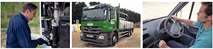 Drivers4U (southern) Ltd - The best route for commercial driver hire.