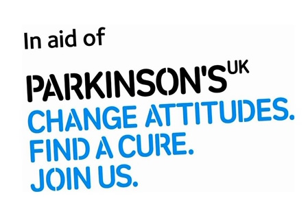 Just Giving Fund raising for Parkinson's disease